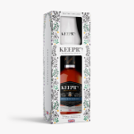 Keeprs Smoked Honey Bourbon 70cl Gift Box