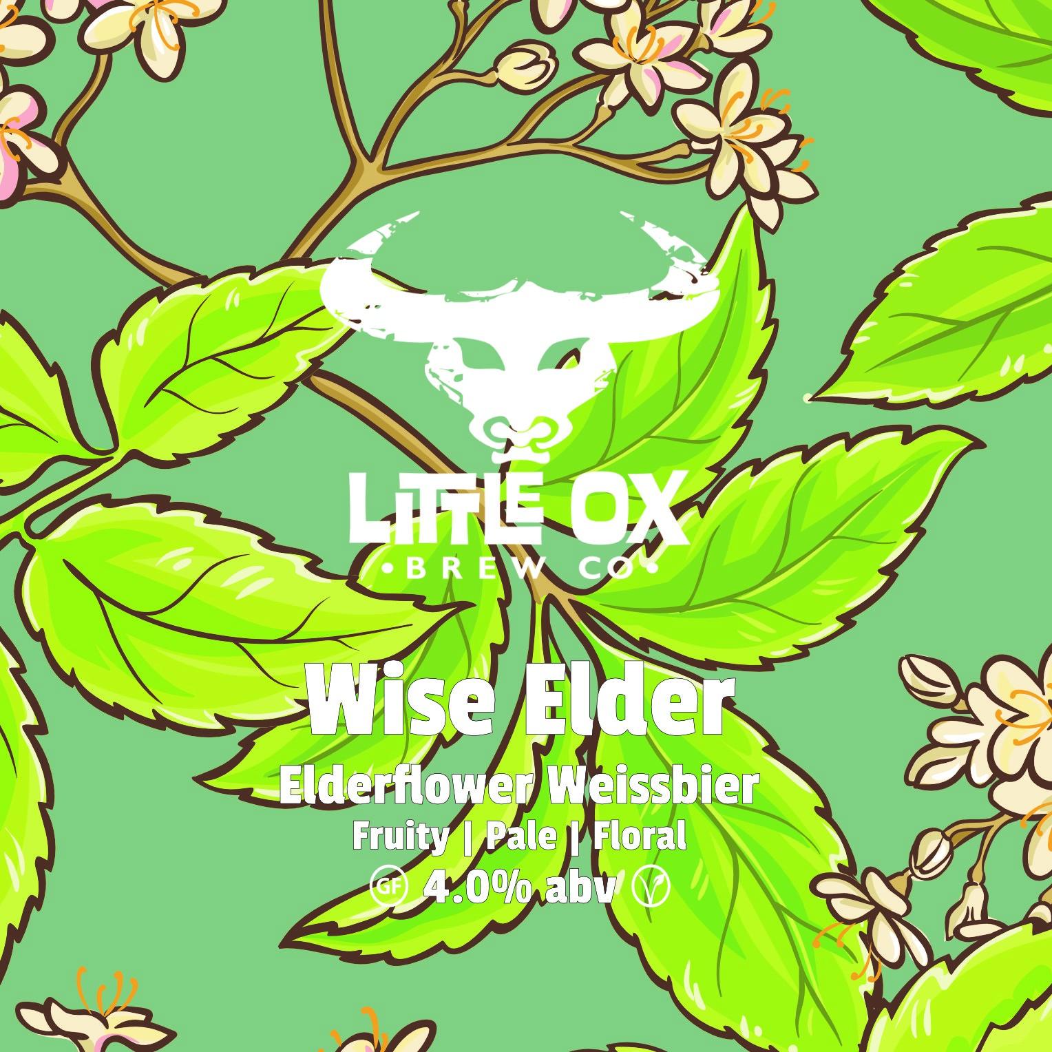 Little Ox Wise Elder Weissbier