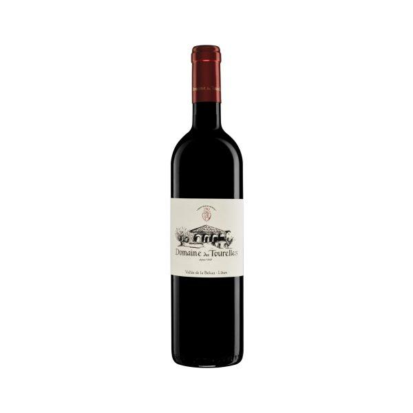 Domain des Tourelles vin Rouge