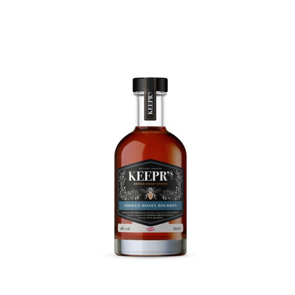 Keeprs Smoked Honey Bourbon
