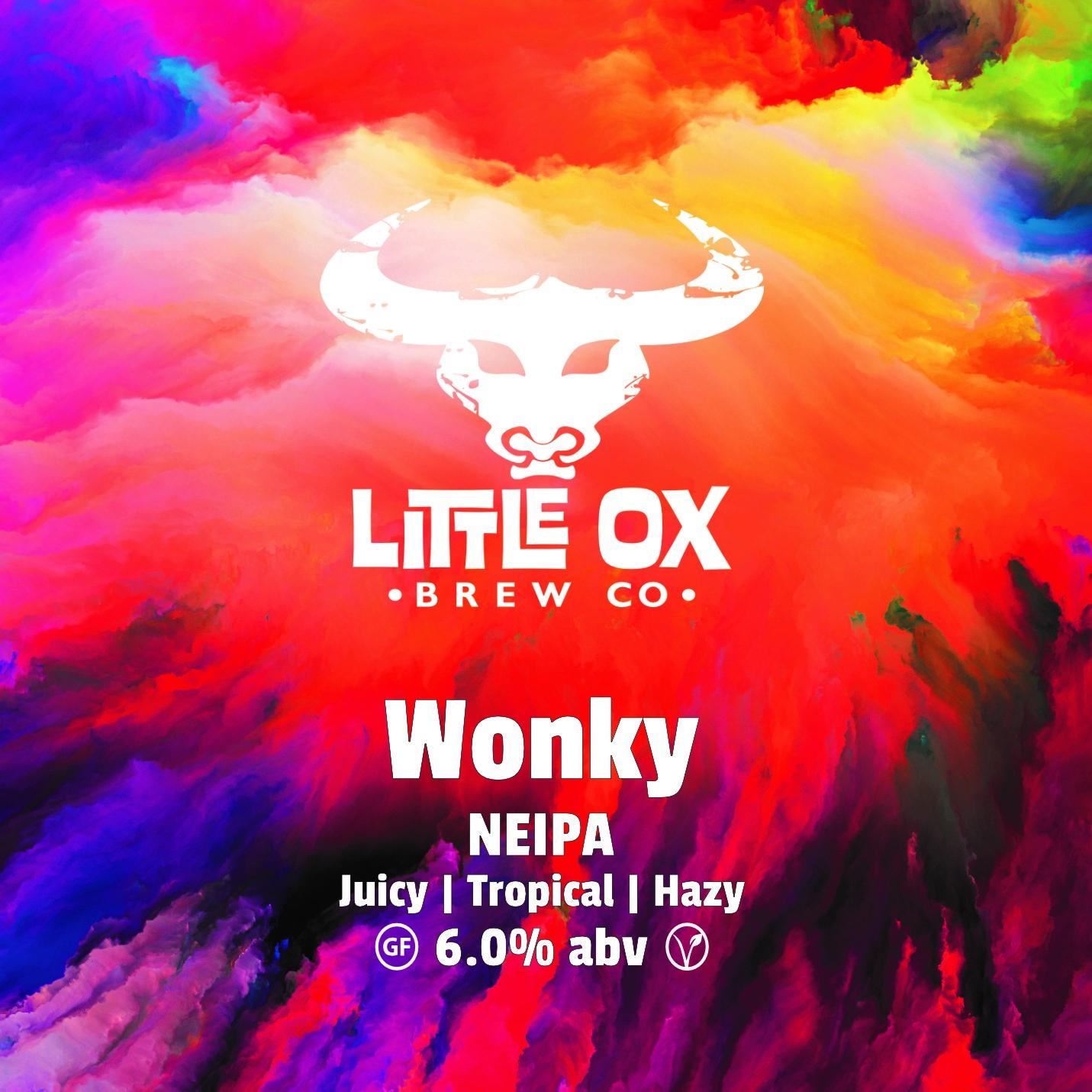 Little Ox Wonky NEIPA