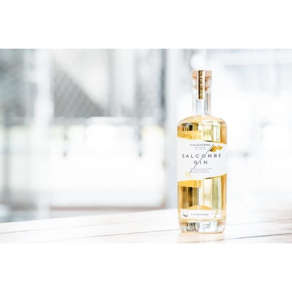 Salcombe Finisterre Casked Aged Gin 70cl