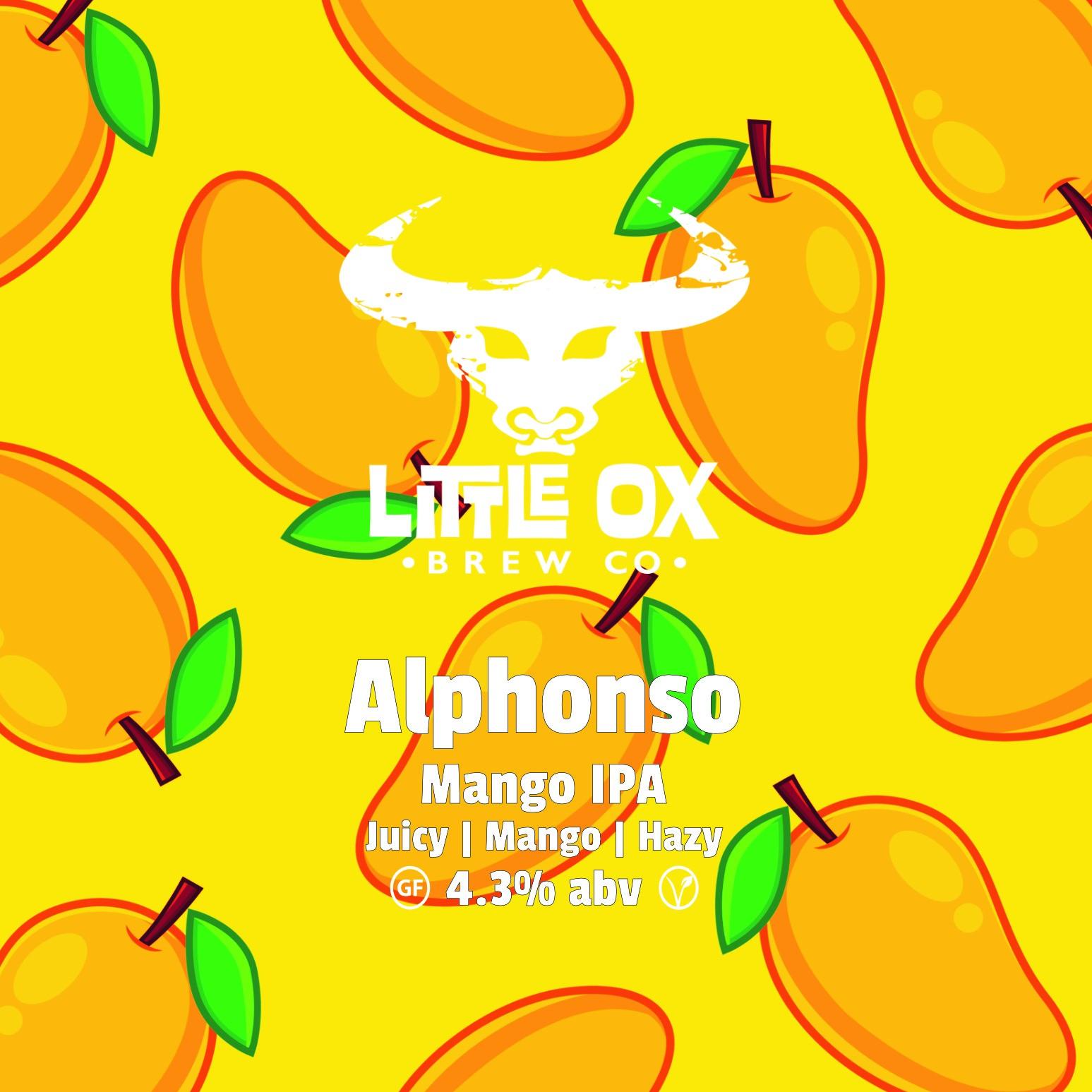 Little Ox Alphonso 500ml