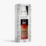 Keeprs Honey Spiced Rum 70cl Tasting Gift Box