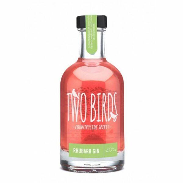 Two Birds Rhubarb Gin 20cl