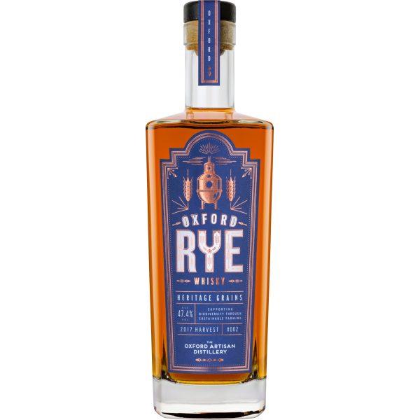 Oxford Rye Whisky Batch 2