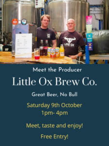 Meet the Producers Little Ox Brewery