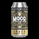 Moor Beer Lager 440ml