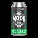 Moor Beer Hoppiness 440ml
