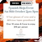 Spanish Rioja Event Ticket