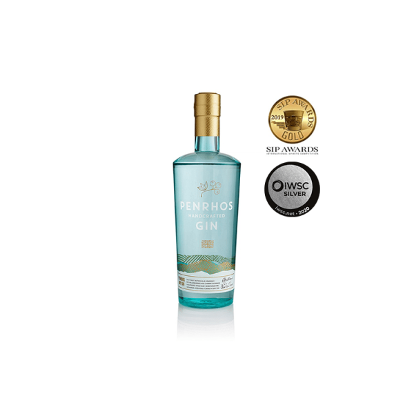 Penrhos Dry Gin 70cl